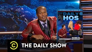 The Affirmative Actions Porn Series: The Daily Show
