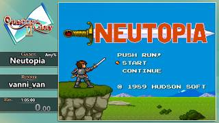 Questing for Glory 2: Neutopia Any% by vanni_van