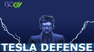 Tesla Defense Full Walkthrough