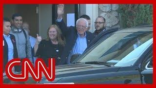 Doctors say Bernie Sanders had a heart attack