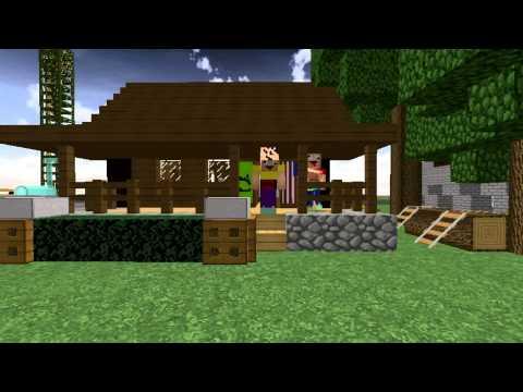 Fanny Pack | Minecraft Music Video SHORT