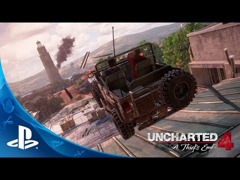 E3 2015 - Uncharted 4 Video Değerlendirme