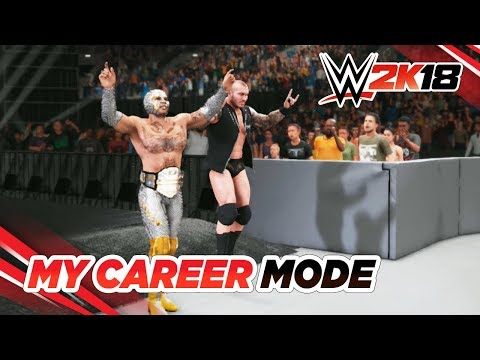 WWE 2K18 - My Career: #29 -  Só nos Tag pra fechar o Mês