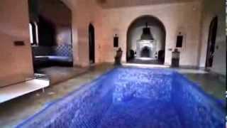 Magnifique Villa de plein pied dans la Palmeraie A VENDRE ( Partie 1 )