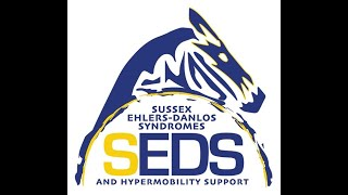 """SEDS Support Group & Dr Jessica Eccles: """"Hypermobility Symptoms & Conditions"""""""