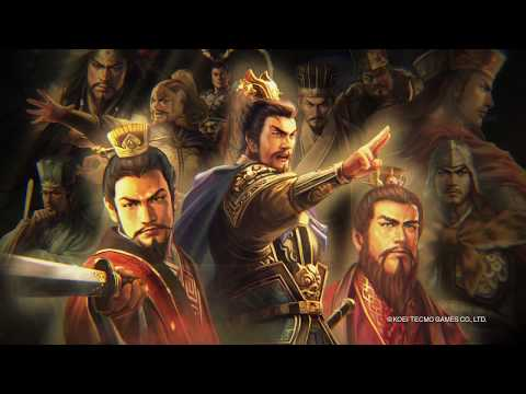 Romance of The Three Kingdoms XIV - Tráiler de lanzamiento.