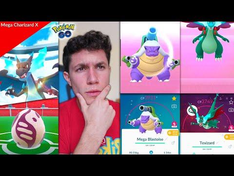 How to FIX MEGA POKÉMON in Pokémon GO… 🤔 thumbnail