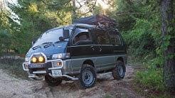 1993 Mitsubishi Delica l300 Turbo Diesel Manual