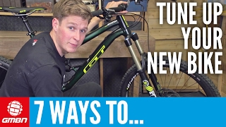 7 (Almost) Free Ways To Take Your Mountain Bike To The Next Level!