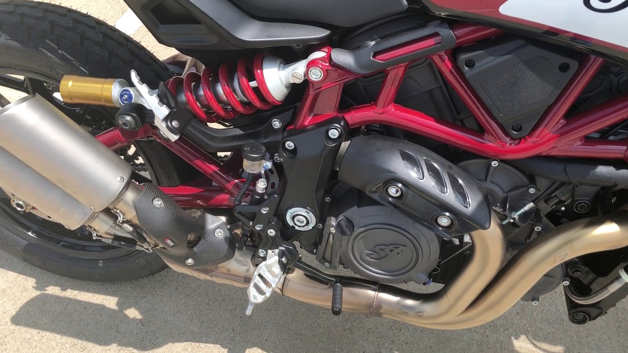 Baffle removal | Page 3 | Indian Motorcycle Forum