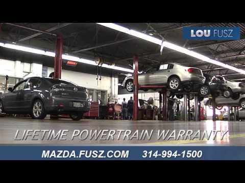 Lou Fusz Mazda Dealership Rating St. Louis, MO 63132