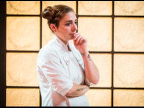 La última palabra llena de odio de Melissa a su enemiga Rakel - Top Chef