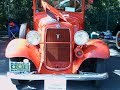1934 Ford Pickup Truck Orange MD 050716