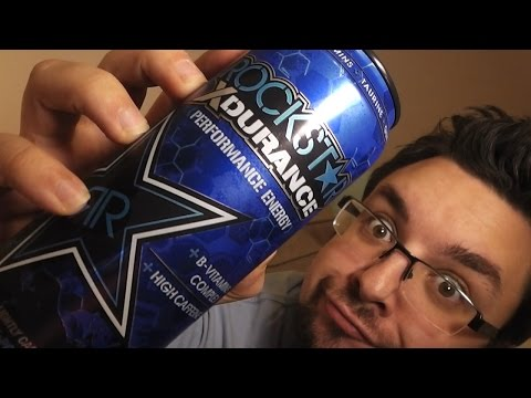Rockstar XDurance Blueberry & Pomegranate Review