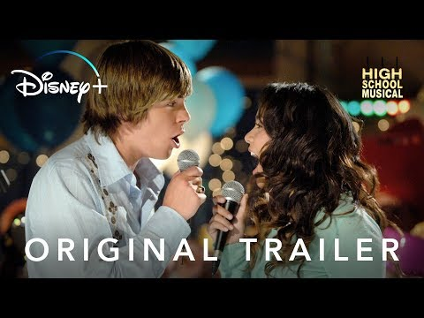 High School Musical – Original Trailer | Disney+ | Start Streaming Now