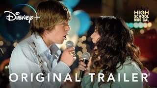 High School Musical – Original Trailer | Disney+ | Start Streaming Now