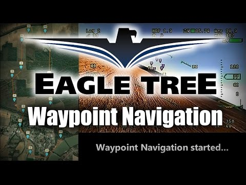 """Creating and flying a waypoint """"mission"""", E.T. Vector Waypoint Navigation"""