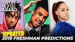 RAPPERS WHO WILL MAKE IT AS 2019 XXL FRESHMAN