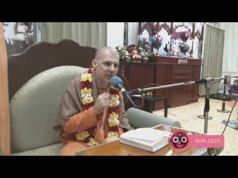 Бхагавад Гита 3.26 - Бхакти Расаяна Сагара Свами