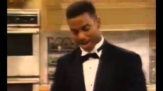 The Fresh Prince of Bel-Air - Carlton singing Jungle Fever