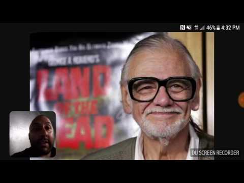 George Romero Passed Away At Age 77 Reaction
