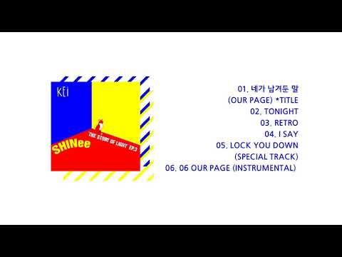 [AUDIO] `The Story Of Light` EP.3 - SHINee
