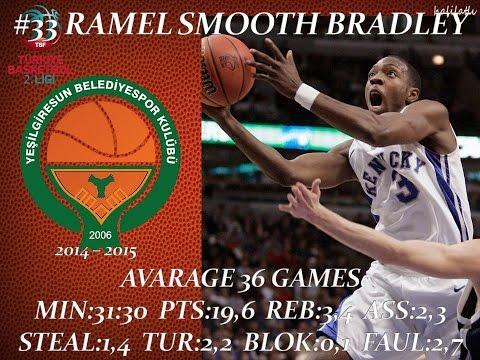 Ramel S.  Bradley 2014-2015 Yeşilgiresun Bld. TB2L