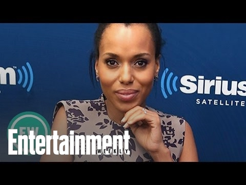 Kerry Washington: Tony Goldwyn Isn't That Hot! | Entertainment Weekly
