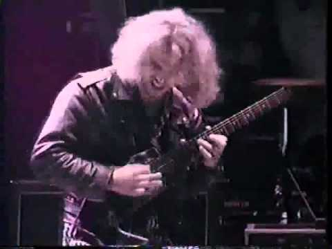 TANGERINE DREAM Purple Haze - feat  guit: Zlatko Perica 1992