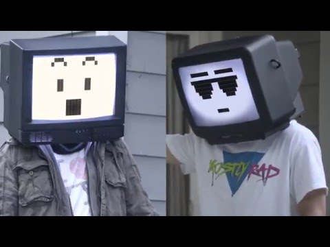 Rapture Ruckus - Mr. Roboto (Official)