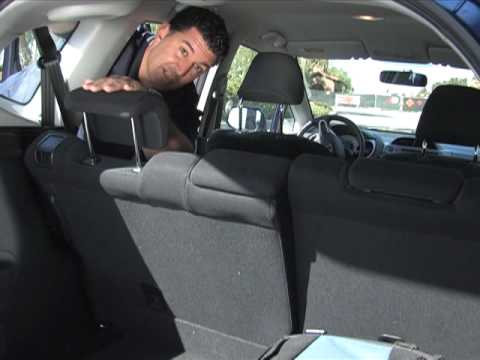 Charming 2009 Honda Fit Review   YouTube