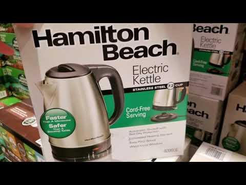 Costco Hamilton Beach Electric Kettle! $15!!!