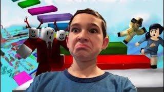 LIVE: Roblox Mega Fun Obby