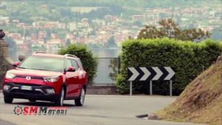 Nuovo Ssangyong XLV test drive 2016