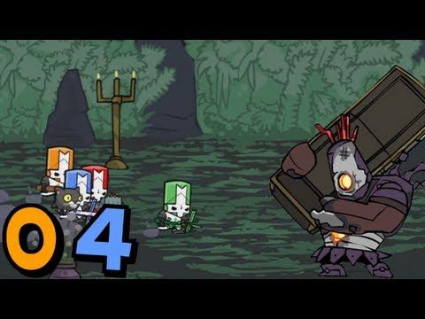 Castle Crashers Coop  Episode 04