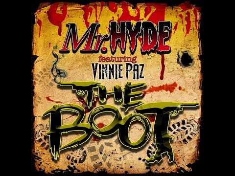 Mr Hyde Ft  Vinnie Paz 'The Boot' Produced By Necro