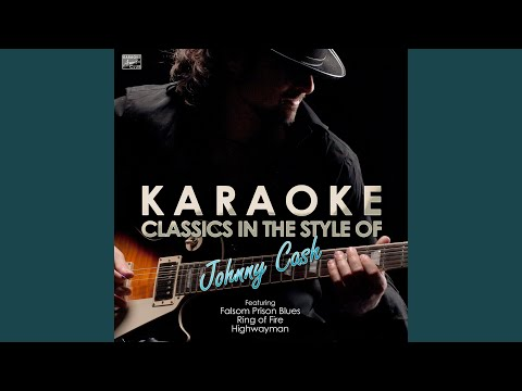 It Ain't Me Babe (In the Style of Johnny Cash and June Carter) (Karaoke Version)