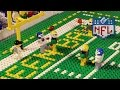 NFL: New York Giants @ Green Bay Packers (Week 5, 2016) | Lego Game Highlights