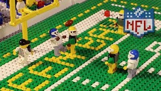 Video NFL: New York Giants @ Green Bay Packers (Week 5, 2016) | Lego Game Highlights download MP3, 3GP, MP4, WEBM, AVI, FLV Desember 2017