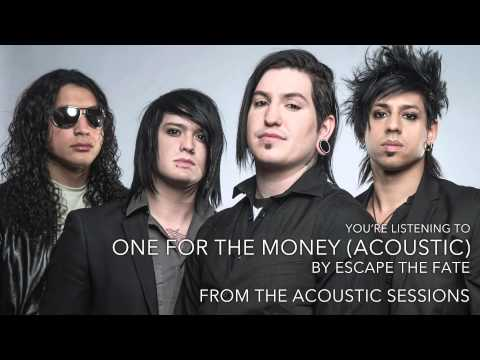 Escape the Fate - One for the Money Acoustic  Stream