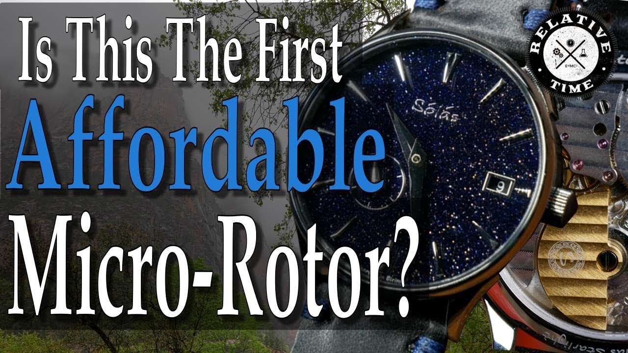 Is This The Worlds First Affordable Micro-Rotor? Sólás Starlight [Review]