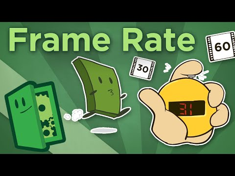 Frame Rate - How Does Frame Rate Affect Gameplay? - Extra Credits