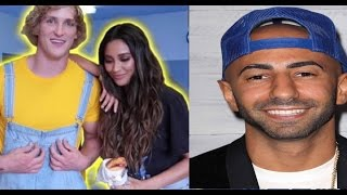 LOGAN PAUL & SHAY MITCHELL MUSIC VIDEO!!! JAKE PAUL EXPOSED FOR FAKING PRANKS??? FOUSEYTUBE DRAMA!!