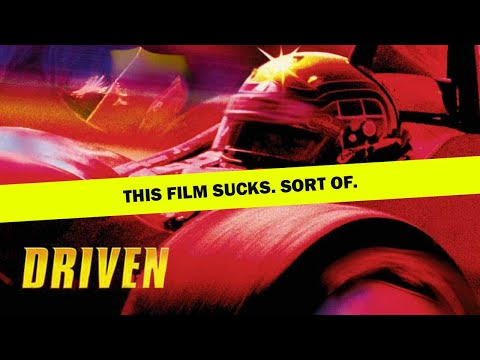 Why Driven is the best worst racing film of all time