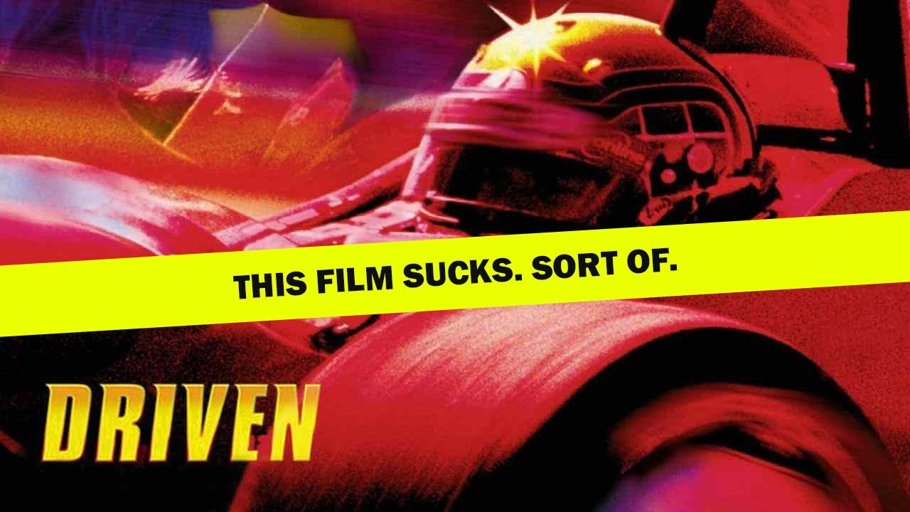 Download Why Driven is the best worst racing film of all time
