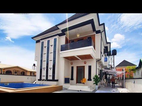 75 MILLION NAIRA HOUSE IN AJAH LEKKI LAGOS NIGERIA#realestate#luchiveetv#luxury#