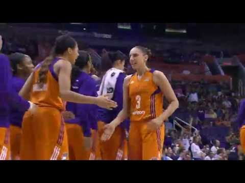 Taurasi within 29 points of WNBA scoring record as Mercury host Chicago