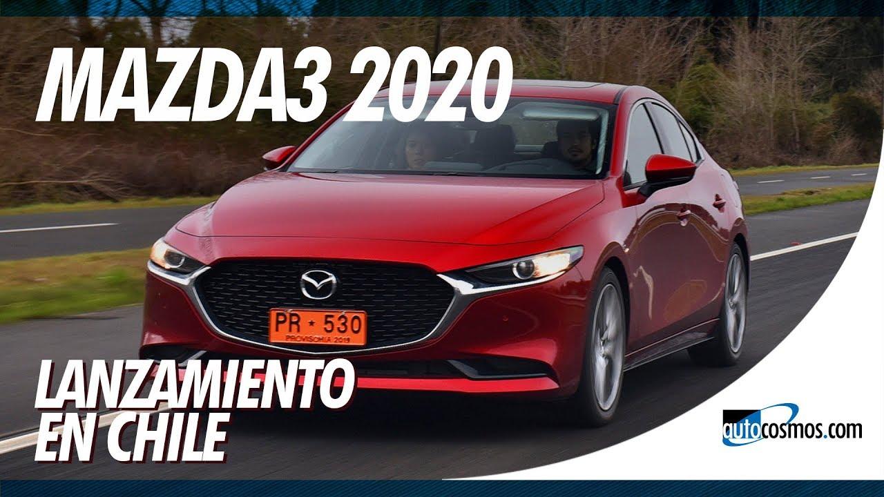 Nuevos modelos de autos 2020 chile