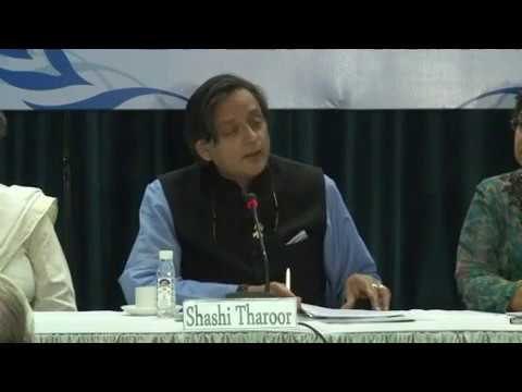 Dr. Tharoor - UN still relevant; its role will become even more critical