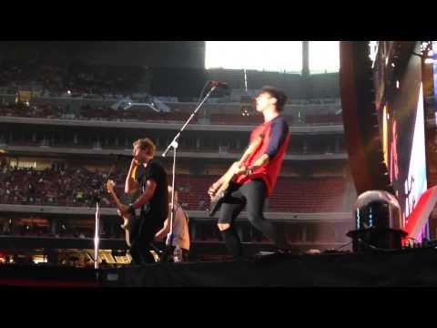 5SOS - Teenage Dream - Houston